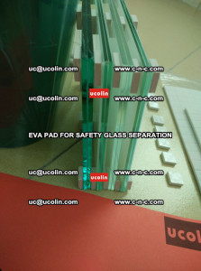 EVA PAD glass cork pad for safety laminated glass delivery (11)