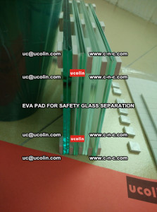 EVA PAD glass cork pad for safety laminated glass delivery (12)