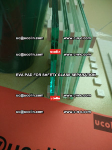 EVA PAD glass cork pad for safety laminated glass delivery (13)