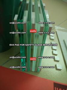 EVA PAD glass cork pad for safety laminated glass delivery (14)