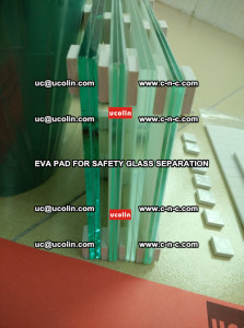 EVA PAD glass cork pad for safety laminated glass delivery (17)