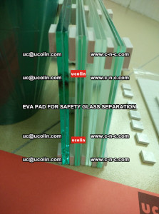 EVA PAD glass cork pad for safety laminated glass delivery (18)