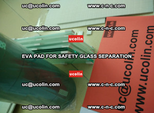 EVA PAD glass cork pad for safety laminated glass delivery (2)