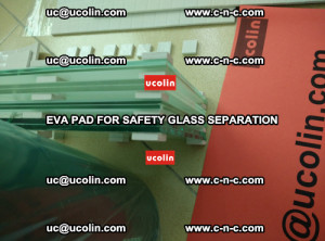 EVA PAD glass cork pad for safety laminated glass delivery (20)