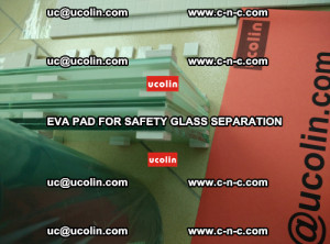 EVA PAD glass cork pad for safety laminated glass delivery (21)