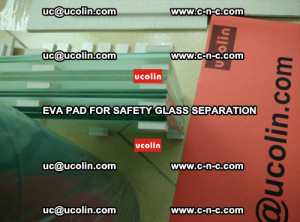 EVA PAD glass cork pad for safety laminated glass delivery (22)