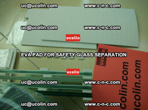EVA PAD glass cork pad for safety laminated glass delivery (25)