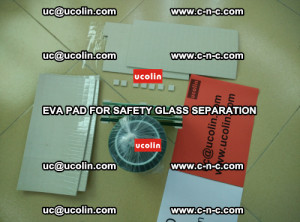 EVA PAD glass cork pad for safety laminated glass delivery (29)