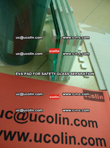 EVA PAD glass cork pad for safety laminated glass delivery (3)