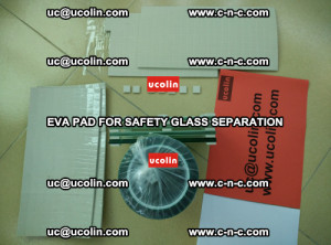 EVA PAD glass cork pad for safety laminated glass delivery (30)