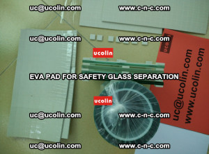 EVA PAD glass cork pad for safety laminated glass delivery (35)