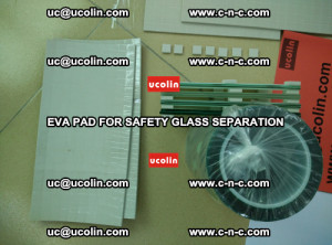 EVA PAD glass cork pad for safety laminated glass delivery (36)