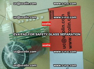 EVA PAD glass cork pad for safety laminated glass delivery (39)