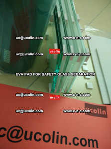 EVA PAD glass cork pad for safety laminated glass delivery (4)
