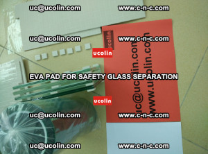 EVA PAD glass cork pad for safety laminated glass delivery (41)
