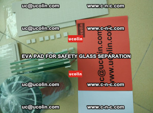 EVA PAD glass cork pad for safety laminated glass delivery (42)