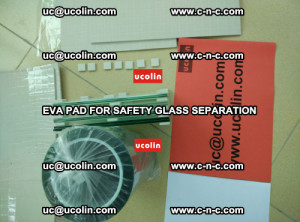 EVA PAD glass cork pad for safety laminated glass delivery (43)