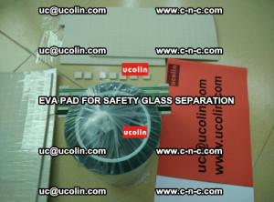 EVA PAD glass cork pad for safety laminated glass delivery (45)