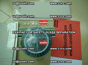 EVA PAD glass cork pad for safety laminated glass delivery (46)