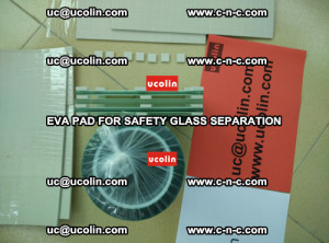 EVA PAD glass cork pad for safety laminated glass delivery (47)