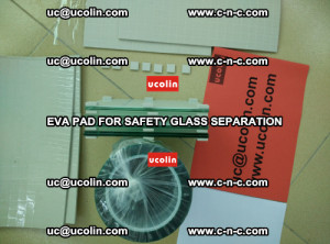 EVA PAD glass cork pad for safety laminated glass delivery (48)