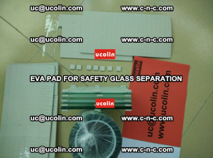 EVA PAD glass cork pad for safety laminated glass delivery (49)
