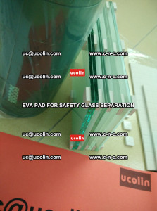 EVA PAD glass cork pad for safety laminated glass delivery (5)