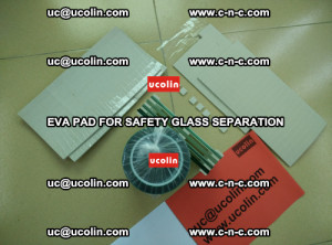 EVA PAD glass cork pad for safety laminated glass delivery (50)