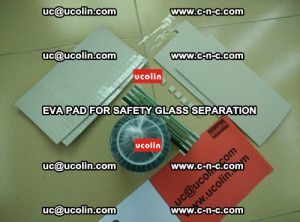 EVA PAD glass cork pad for safety laminated glass delivery (51)