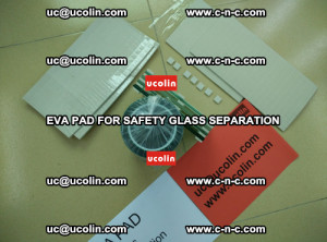 EVA PAD glass cork pad for safety laminated glass delivery (52)