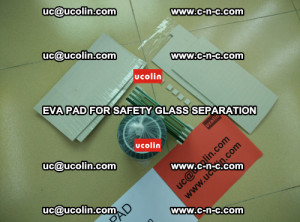 EVA PAD glass cork pad for safety laminated glass delivery (53)
