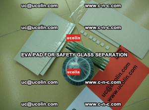 EVA PAD glass cork pad for safety laminated glass delivery (54)