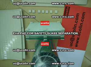 EVA PAD glass cork pad for safety laminated glass delivery (58)