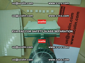 EVA PAD glass cork pad for safety laminated glass delivery (59)