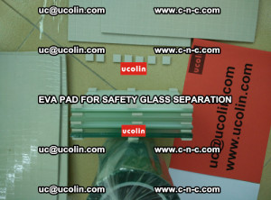 EVA PAD glass cork pad for safety laminated glass delivery (60)