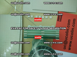 EVA PAD glass cork pad for safety laminated glass delivery (61)