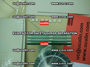 EVA PAD glass cork pad for safety laminated glass delivery (62)