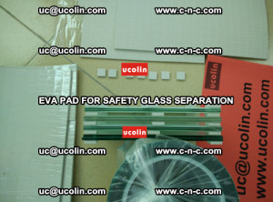 EVA PAD glass cork pad for safety laminated glass delivery (65)