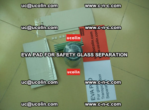 EVA PAD glass cork pad for safety laminated glass delivery (67)