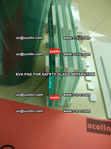 EVA PAD glass cork pad for safety laminated glass delivery (7)