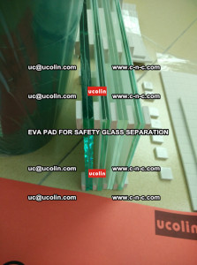 EVA PAD glass cork pad for safety laminated glass delivery (8)