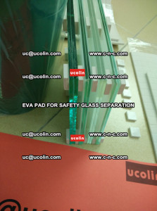 EVA PAD glass cork pad for safety laminated glass delivery (9)