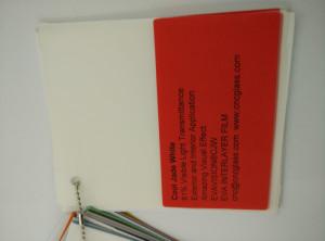 Cool Jade White Ethylene Vinyl Acetate Copolymer EVA interlayer film for laminated glass safety glazing (26)