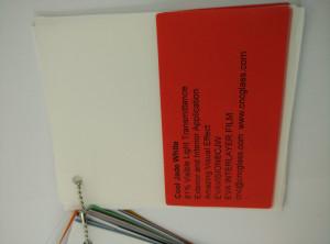 Cool Jade White Ethylene Vinyl Acetate Copolymer EVA interlayer film for laminated glass safety glazing (27)