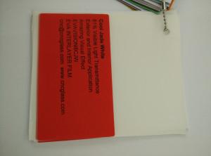 Cool Jade White Ethylene Vinyl Acetate Copolymer EVA interlayer film for laminated glass safety glazing (34)