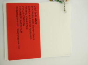 Cool Jade White Ethylene Vinyl Acetate Copolymer EVA interlayer film for laminated glass safety glazing (37)